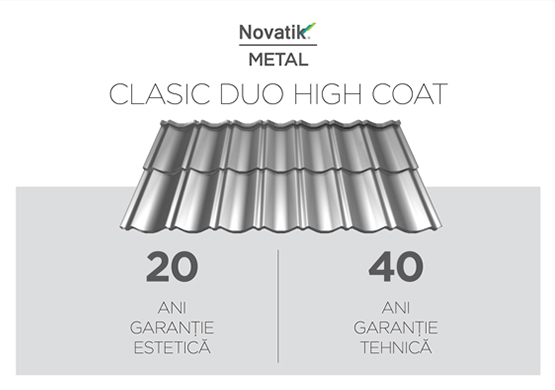 Novatik Classic DUO