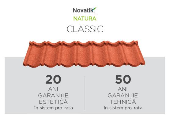 Novatik Natura Classic
