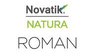 Logo Novatik Natura Roman