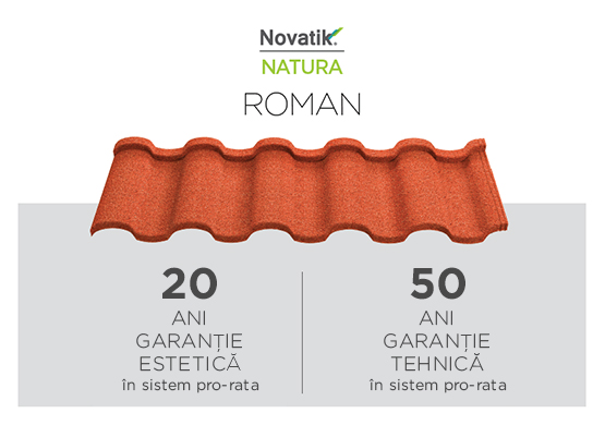 Novatik Natura Roman