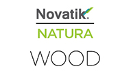 Logo Novatik Natura Wood