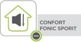 Confort fonic sporit
